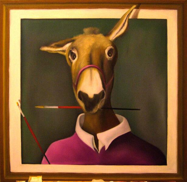 Dandy donkey